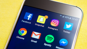 how to get started on social media cover
